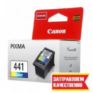 Заправка Canon CL-441