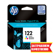Заправка цветного картриджа HP 122